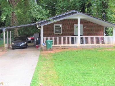 Atlanta Single Family Home New: 2917 Reveille Circle