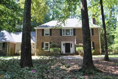 Lagrange Single Family Home New: 853 Piney Woods Drive