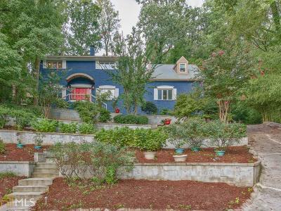Atlanta Single Family Home New: 2620 Smoketree