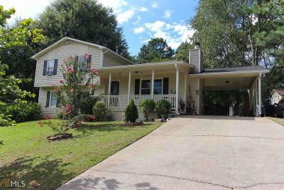 Lawrenceville Single Family Home New: 1330 Prospectors Dr