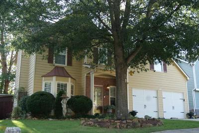 Acworth Single Family Home New: 4953 Aspen Trl
