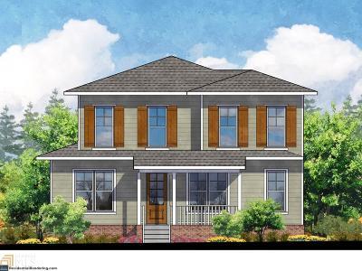 Atlanta Single Family Home New: 390 Hooper Street SE