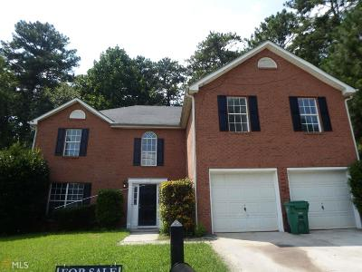 Stone Mountain Single Family Home New: 923 Carriage Trace Cir