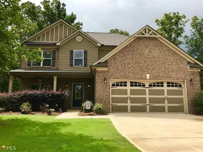 Mcdonough Single Family Home New: 3034 Keeneland