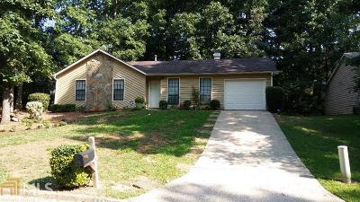 Stone Mountain Single Family Home New: 824 Greenhedge Drive
