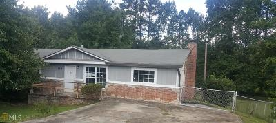 Douglas County Single Family Home For Sale: 3663 Meadowview Dr