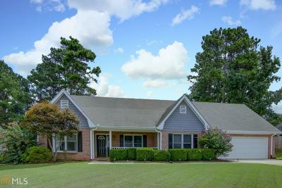 Newton County Single Family Home New: 170 Doubles Dr