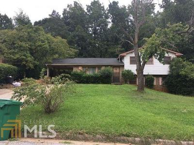 Decatur Single Family Home New: 2590 McGlynn Dr