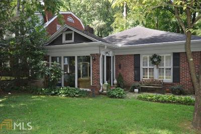 Atlanta Single Family Home New: 675 Amsterdam Ave