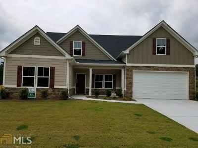 Dallas GA Single Family Home New: $264,000