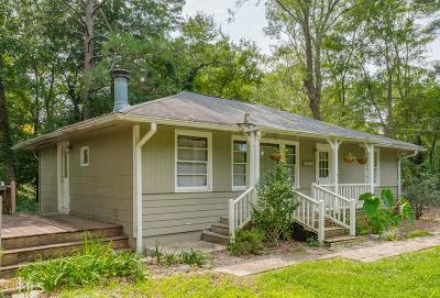 Brookhaven Single Family Home For Sale: 2778 Skyland Dr