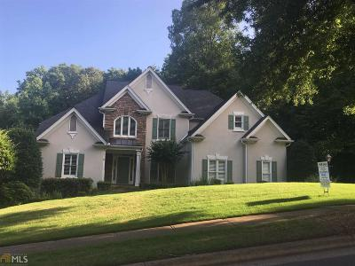 Kennesaw Single Family Home New: 2615 NW Winterthur Main