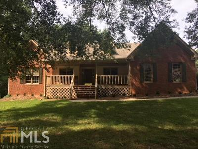 Monroe, Social Circle, Loganville Single Family Home For Sale: 2784 NW Broach Rd