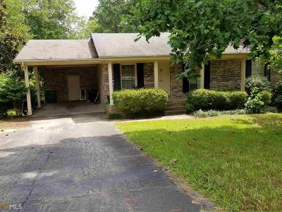 Winder Single Family Home New: 527 Greenvalley Dr