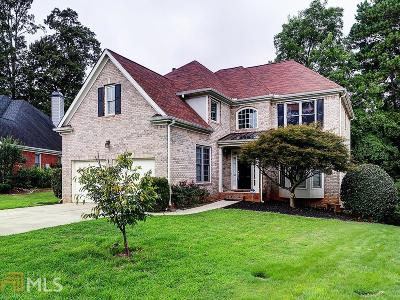 Smyrna Single Family Home New: 3070 Montclair Circle SE