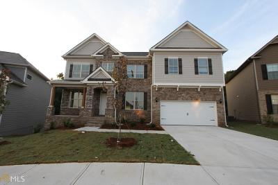 Lawrenceville Single Family Home New: 505 Lance View Ln #84A
