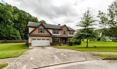 Lithia Springs GA Single Family Home New: $257,000