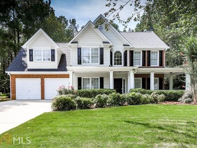 Acworth GA Single Family Home New: $250,000