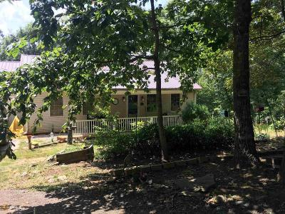Lumpkin County Single Family Home Under Contract: 728 Winters Mountain Rd