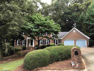 Marietta Single Family Home New: 1781 Milford Creek Overlook