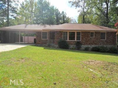 Atlanta Single Family Home New: 2005 Fairburn Rd
