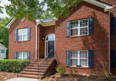 Snellville Single Family Home New: 3840 Sweetbriar