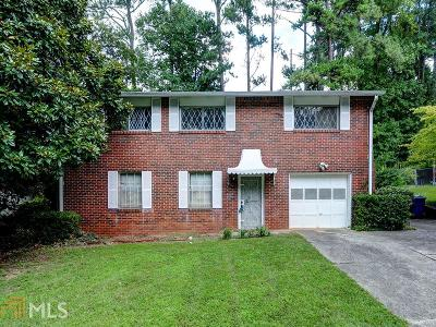 Atlanta Single Family Home New: 2903 NW Allegro Drive