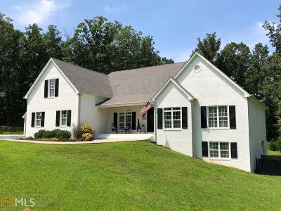 Habersham County Single Family Home For Sale: 2345 Fred Pitts Rd