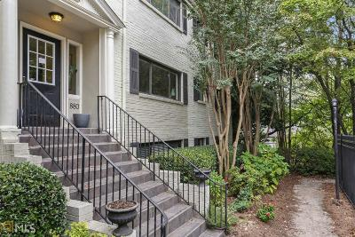 Atlanta Condo/Townhouse New: 880 Glendale