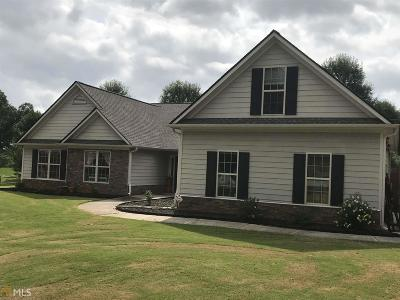 Winder Single Family Home New: 61 Emma Ln