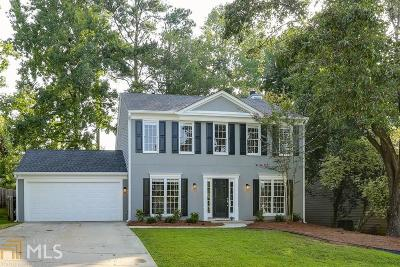 Alpharetta Single Family Home New: 115 Boxford Ct