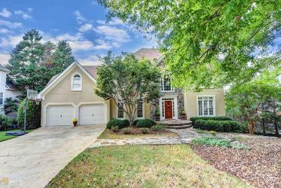 Roswell Single Family Home For Sale: 125 Willow Way