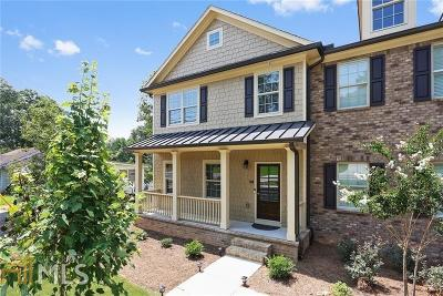 Lilburn Single Family Home For Sale: 171 NW Jackson