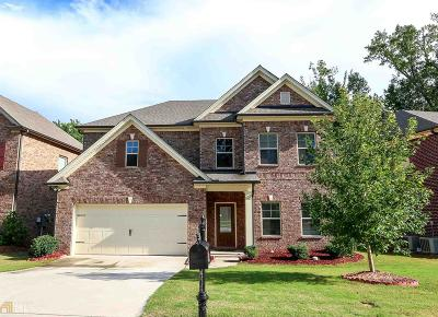 Lawrenceville Single Family Home New: 199 Serenity Pt