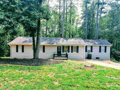 Snellville Single Family Home New: 3618 Mansfield Ln