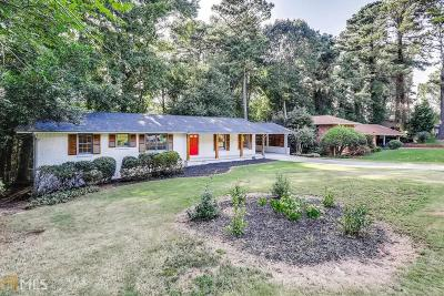 Chamblee Single Family Home For Sale: 3226 N Embry Cir