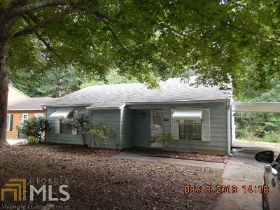 Lawrenceville Single Family Home New: 3364 Timbercreek Dr