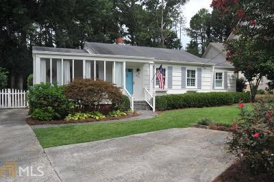 Brookhaven Single Family Home New: 2824 N Thompson Road NE