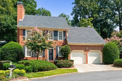 Brookhaven Single Family Home New: 1088 Haven Glen Ln
