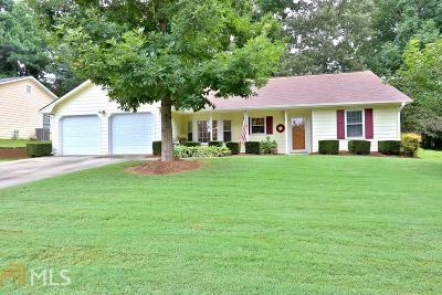 Sugar Hill Single Family Home New: 5099 Shelley Ln