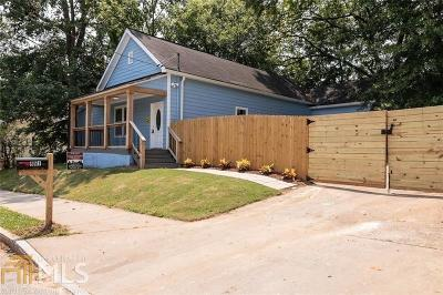 Pittsburgh Single Family Home Under Contract: 951 Coleman St