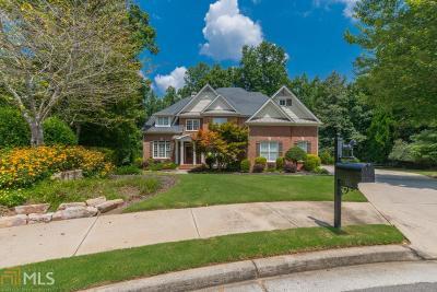 Milton Single Family Home For Sale: 182 Triple Crown Ct