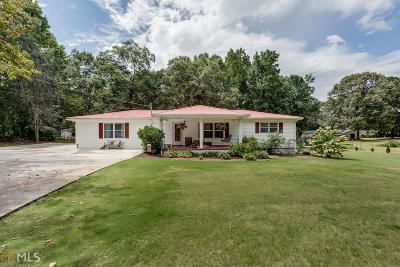 Carroll County Single Family Home New: 1283 Tyus Carrollton Rd