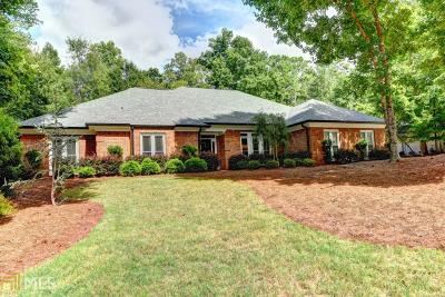 Peachtree Corners Single Family Home New: 4763 Fitzpatrick Way