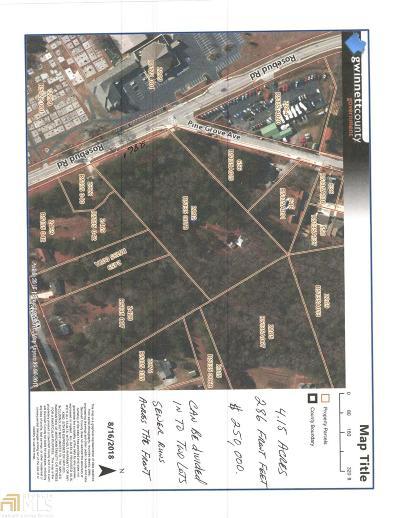 Grayson Residential Lots & Land For Sale: 2292 Grayson Rosebud Rd