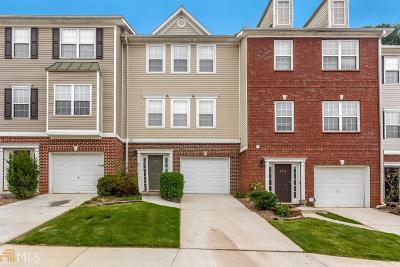 Scottdale Condo/Townhouse Under Contract: 527 Lantern Wood Dr