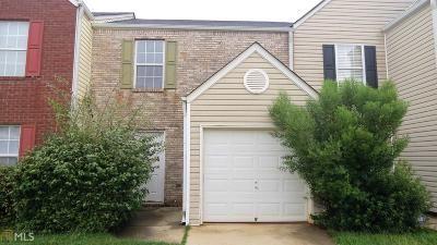 Henry County Condo/Townhouse Under Contract: 2630 Marlin Dr
