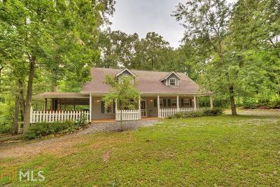 Blairsville Single Family Home For Sale: 676 Lake Cove Lodge Rd