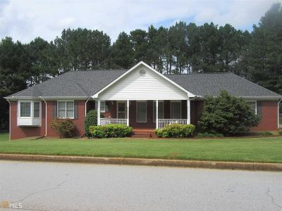 Conyers Single Family Home New: 1941 SW Eagles Ridge Dr