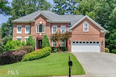 Alpharetta Single Family Home New: 12275 Magnolia Cir